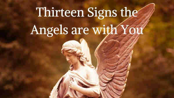 Thirteen signs the angels
